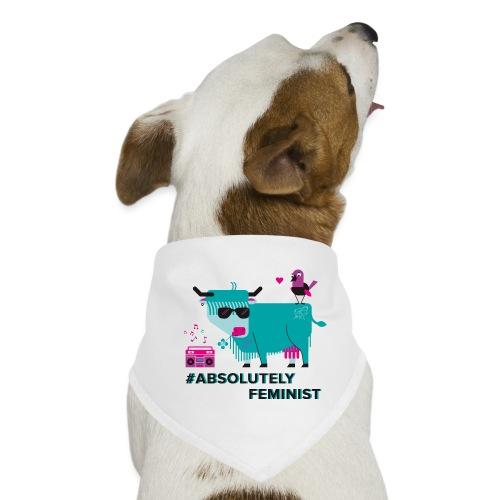 Absolutely Feminist (div) - Hunde-Bandana