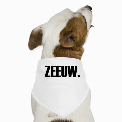 ZEEUW - Lekker Zeeuws - Honden-bandana