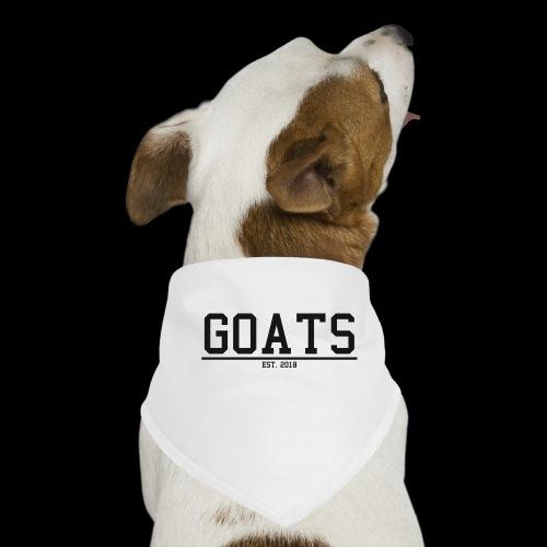 GOATS COLLEGE - Koiran bandana