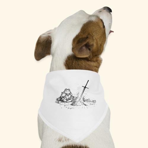 Ashen Frosch - Hunde-Bandana
