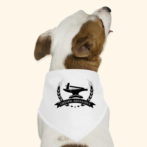 Smedöl Brygghus Logga Svart - Hundsnusnäsduk