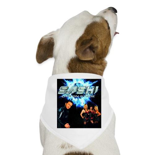 SASH! Live - Dog Bandana
