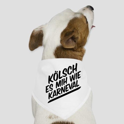 daeHoot Karneval - Hunde-Bandana