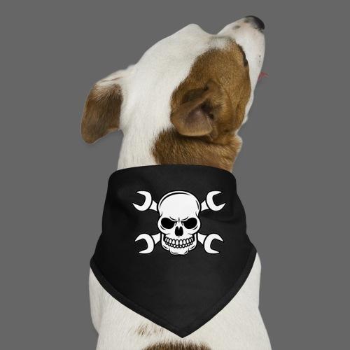 MEKKER SKULL - Bandana til din hund