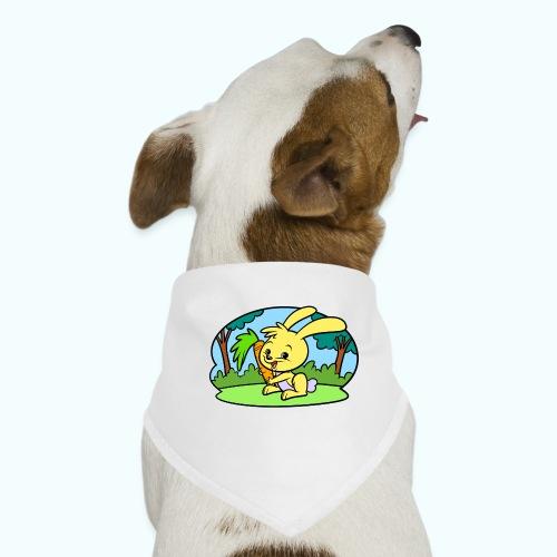 Tiny Bunny Art Collection - Dog Bandana