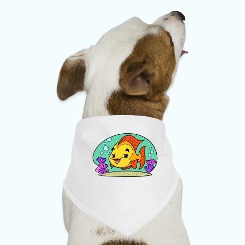 Fishy Tiny Art Collection - Dog Bandana
