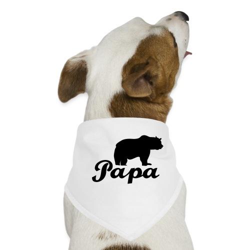 papa beer - Honden-bandana