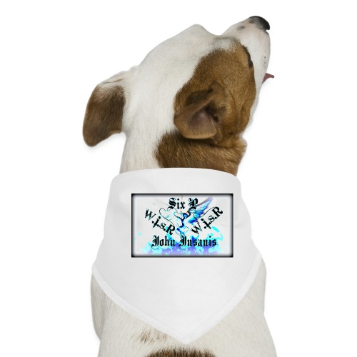 Six P & John Insanis WISR -Huppari- - Koiran bandana
