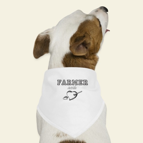 Hearth farmer - Bandana per cani
