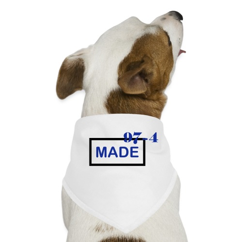 Design made in 974 - Bandana pour chien