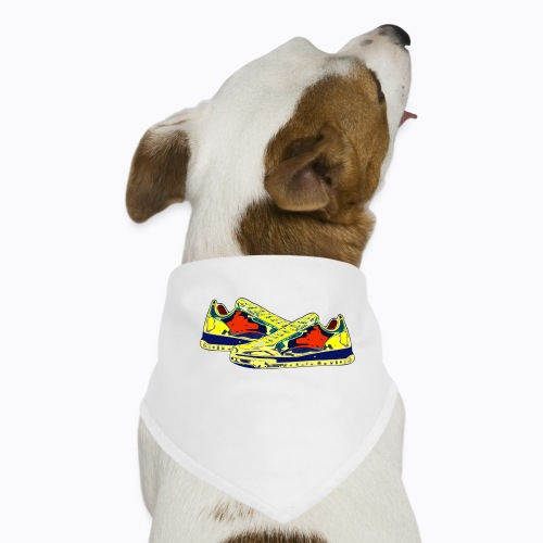 sneakers - Dog Bandana