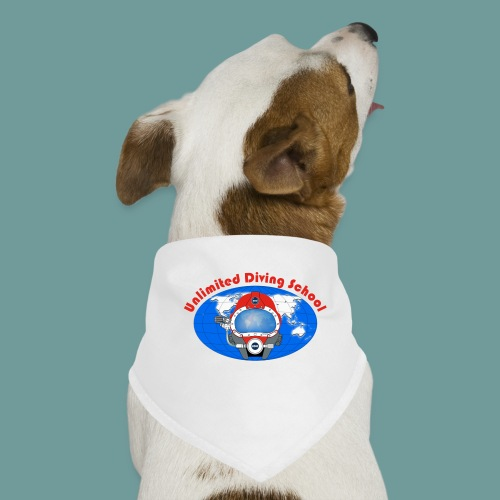 logo uds red - Bandana pour chien