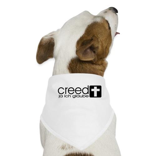 Creed Glaube - Hunde-Bandana