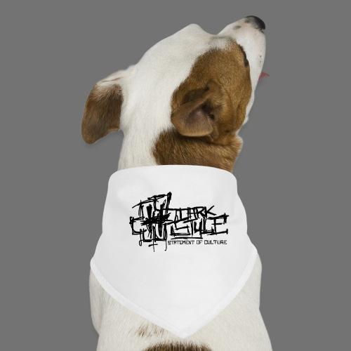 Tumma Style - Statement of Culture (musta) - Koiran bandana