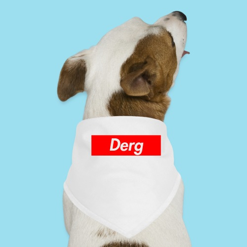 DERG Supmeme - Hunde-Bandana