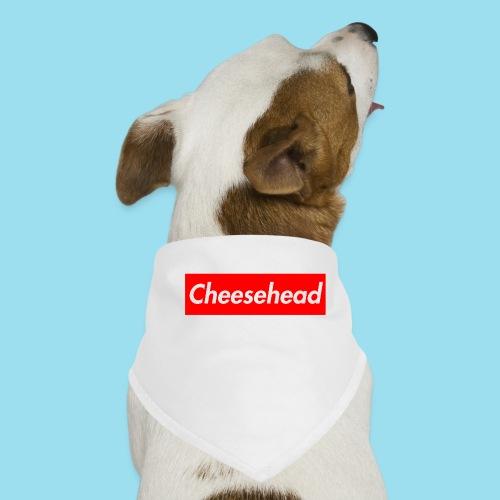 CHEESEHEAD Supmeme - Hunde-Bandana