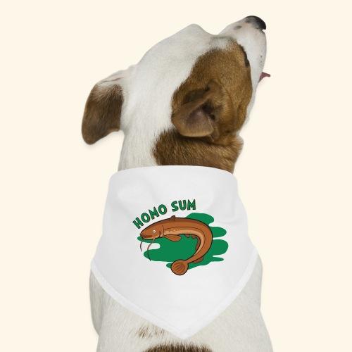 Homo sum ;) - Bandana dla psa
