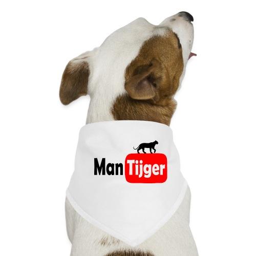 mantijger - Honden-bandana