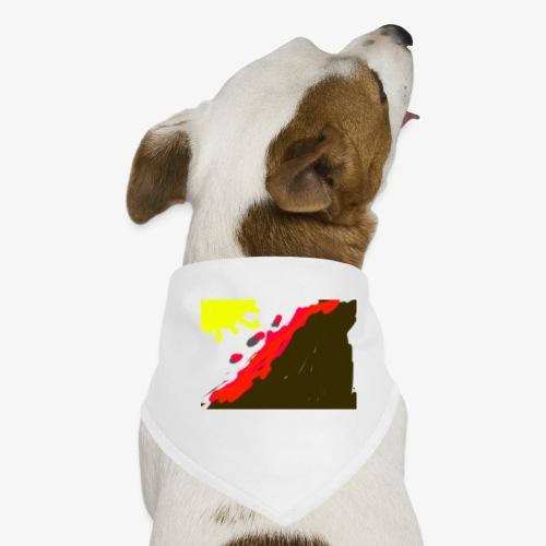 flowers - Bandana til din hund