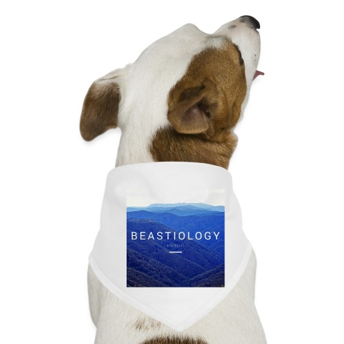 BEASTIOLOGY Album Cover - Dog Bandana