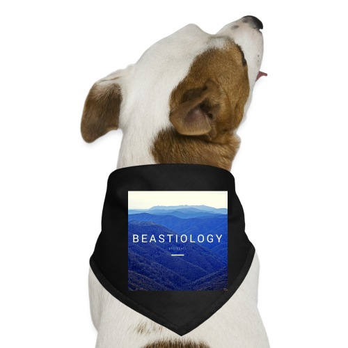 BEASTIOLOGY Album Cover - Dog Bandana