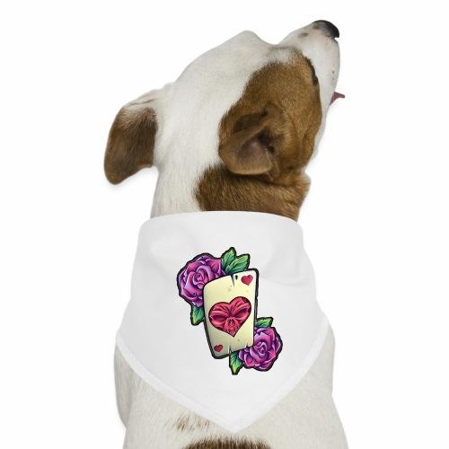 Tarot Mortal - Pañuelo bandana para perro