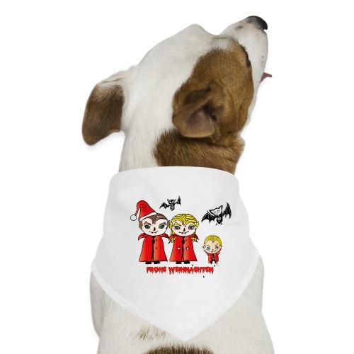 Frohe Weihnachten - Hunde-Bandana