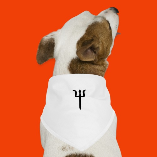 TRIDENTE - Pañuelo bandana para perro