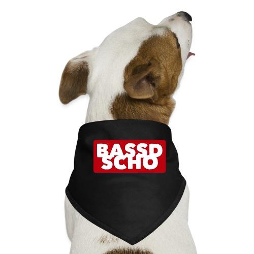 BASSD SCHO - Hunde-Bandana