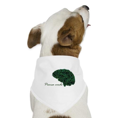 Piensa verde - Pañuelo bandana para perro
