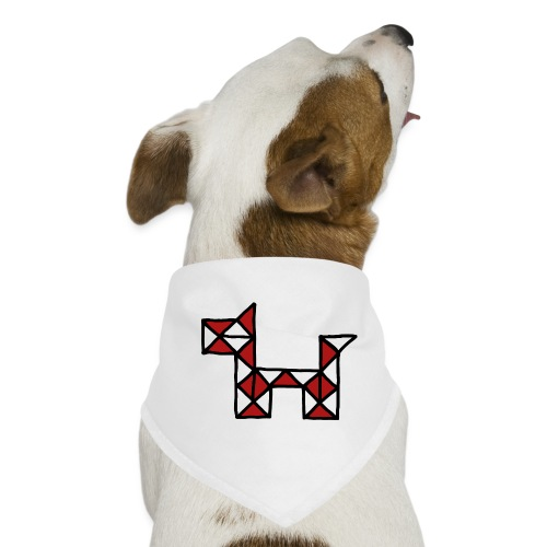 Dog pet twist puzzle toy best friend - Dog Bandana