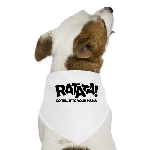 RATATA full - Hunde-Bandana