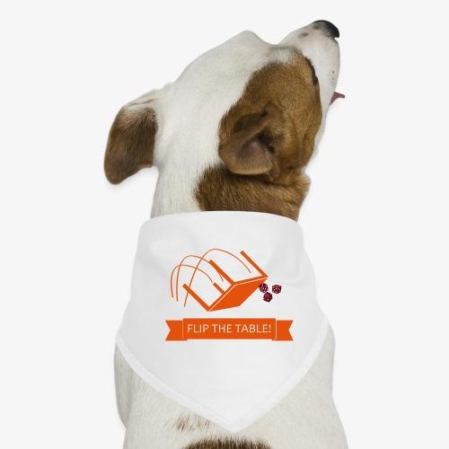 Flip the table! - Hunde-bandana