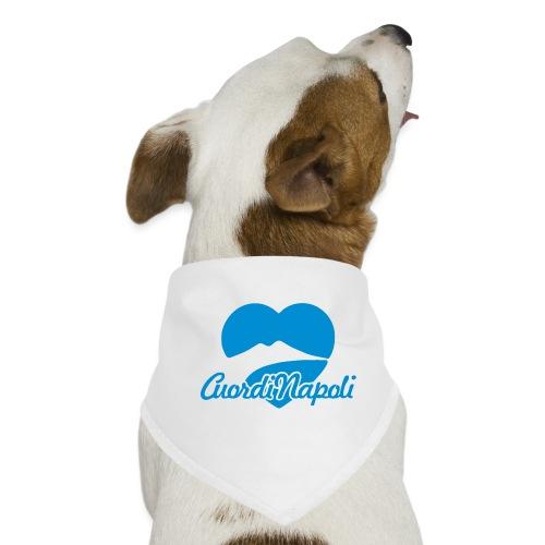 cuordinapoliblu - Bandana per cani