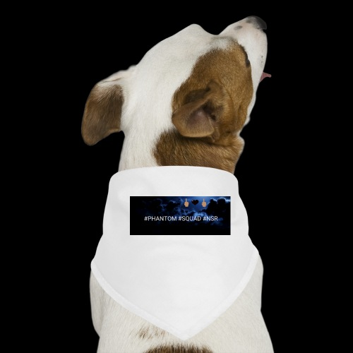 #PHANTOM #SQUAD #NSR Shirt - Hunde-Bandana