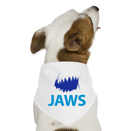 Jaws Dangerous T-Shirt - Dog Bandana