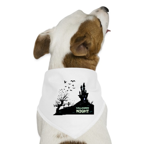 HALLOWEEN NIGHT - Hunde-Bandana