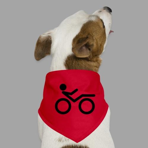 Recumbent bike black 2 - Koiran bandana