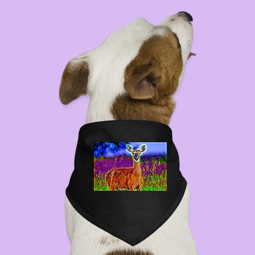 Cerbiatto con magici effetti - Bandana per cani