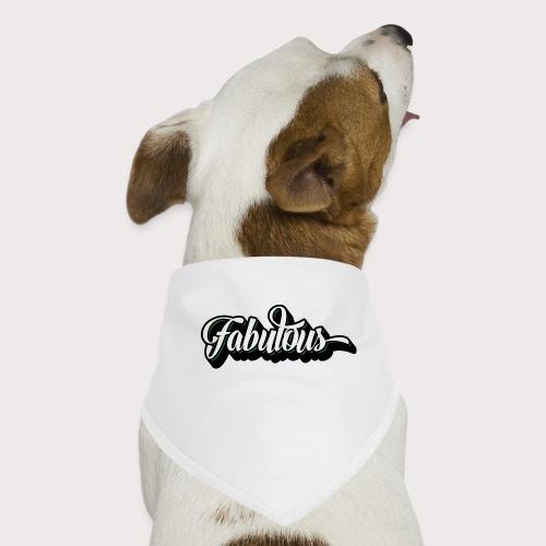 Fabulous - Hunde-Bandana