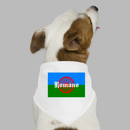 Flag of the Romanilenny people svg - Hundsnusnäsduk