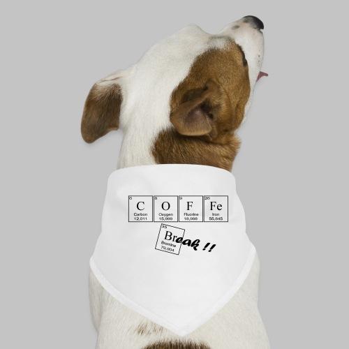 Coffee Break - Dog Bandana