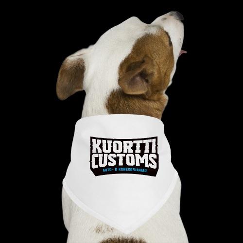 kc pikselilogo - Koiran bandana