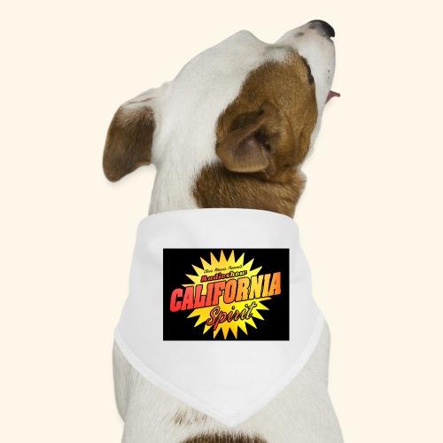 California Spirit Radioshow Vintage - Bandana pour chien