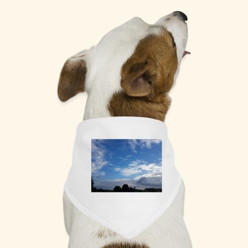 himmlisches Wolkenbild - Hunde-Bandana