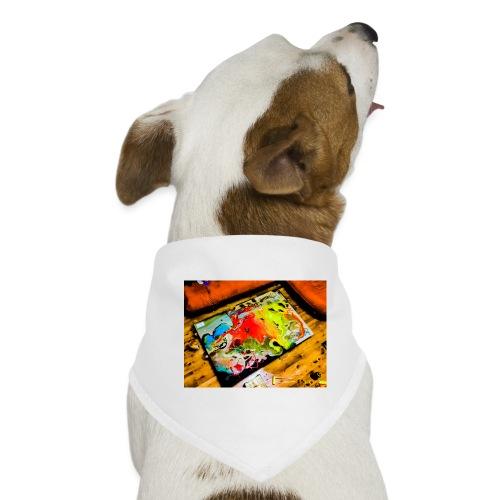 Love hope peace - Bandana dla psa