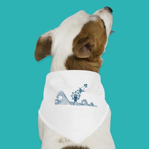 Carta_timone_blu-png - Bandana per cani