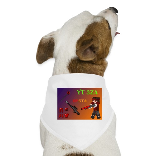 yt 3z4 - Koiran bandana