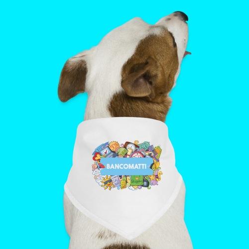 Bancomatti DOODLE 1 - Bandana per cani