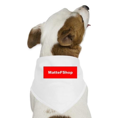 Magliette Felpe ed Accessori (MatteFShop Original) - Bandana per cani